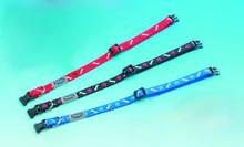 Valpkoppel med halsband, Nylon, Tass/Ben, Snabbkoppling