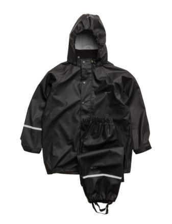 Basic Rainsuit, Pu - Boozt