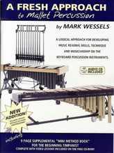 A Fresh Approach To Mallet Percussion (CD + CD-rom)