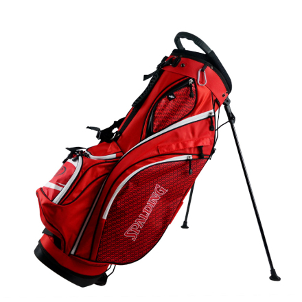 Spalding Elite Golf Carry Red/White