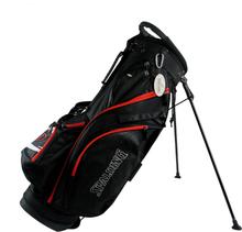 Spalding Elite Golf Carry Bag Black/Red