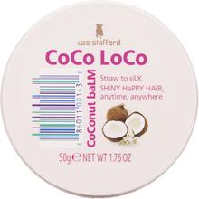 Lee Stafford CoCo LoCo Coconut Balm, 50g Lee Stafford Stylingcreme