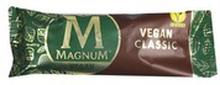 Magnum - Vegan Classic Waniliowe lody wegańskie pokryte cze...couverture