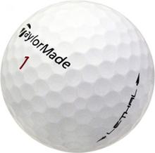 TaylorMade Lethal Grade B Golf Balls-12 Pack