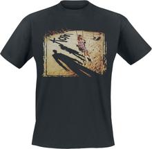 Korn - Swing Set Cover -T-skjorte - svart