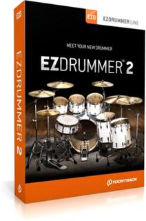EZdrummer 2 (EZdrummer 2 LITE Upgrade)