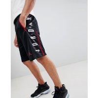 Jordan Rise - Shorts med sidografik i svart 888376-010 - Svart