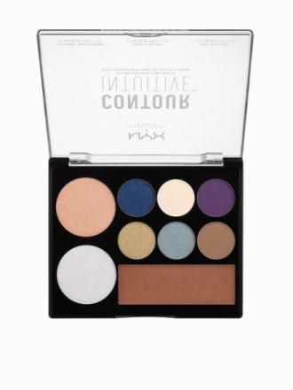 NYX Professional Makeup Contour Intuitive - Shape & Drape Medium
