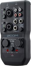 Zoom U-24 Ljudkort, Zoom