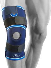 Knäskydd U stabilitet för knäleden och knäskålen i samma knäskydd