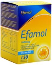 Efamol (Nattljusolja) 120 kapselia