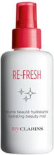 Clarins MyClarins Re-Fresh Hydrating Beauty Mist 100ml Ansiktsbehandling