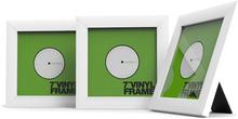 """Glorious 7"""""""" Vinyl Frame Set White"""