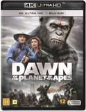 Apornas Planet: Uppgörelsen (4K Ultra HD + Blu-ray