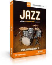 Expansioner till EZDrummer & Superior drummer 2.0 - EZX (EZX Jazz, Download)