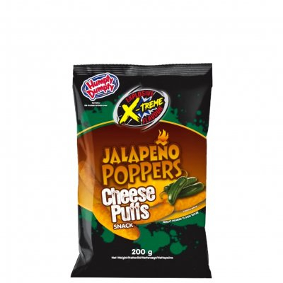 Double Dutch Jalapeno Poppers 200 g