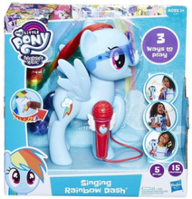 My Little Pony Singing Rainbow Dash SE-FI