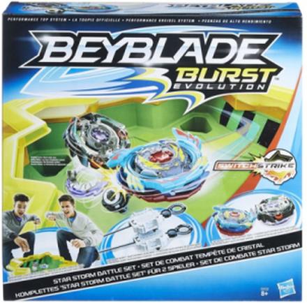 Beyblade Burst Evolution SwitchStrike Star Storm B