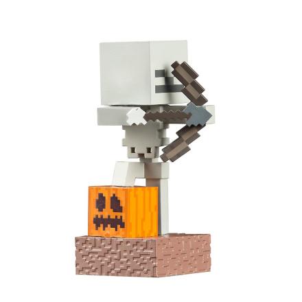 Minecraft skelet med bue eventyr tal serie 1 - Fruugo