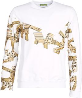 Versace Jeans Couture Sweatshirts B7GTB7F0-13850 Versace Jeans Couture