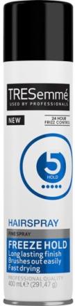 TRESemmé Hair Spray Freeze Hold 400 ml