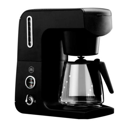 Kaffemaskine Legacy Black 2401