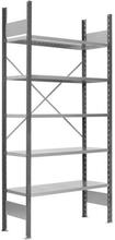 Lagerhylla V06 startsektion 2100x300mm galvaniserat