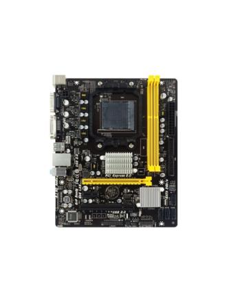 A960D+V3 - 6.X - motherboard - micro ATX - Socket AM3+ - AMD 760G Bundkort - AMD 760G - AMD AM3+ socket - DDR3 RAM - Micro-ATX