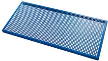 Perforerad hylla till verkstadsskåp 970x435x31 Blå