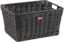Unix Mattelo Fixed Installation Basket black 2020 Cykelkorgar för pakethållare