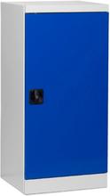 Verktygsskåp med 2 hyllor och låsbara dörrar, bredd 500 mm