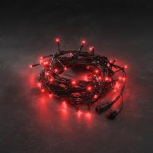 Konstsmide Ljusslinga Röd LED 4610-550