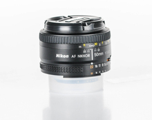 Nikon AF-NIKKOR 50mm F/1.8D Objektive