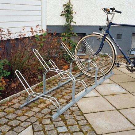 Cykelställ Gemini för 6 cyklar
