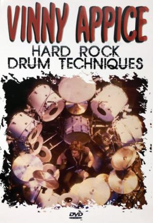 Vinny Appice: Hard Rock Drum Techniques