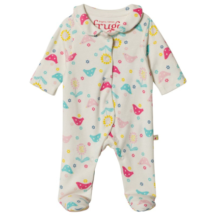 Chickadee Baby One-Piece RosaNewborn - Lekmer