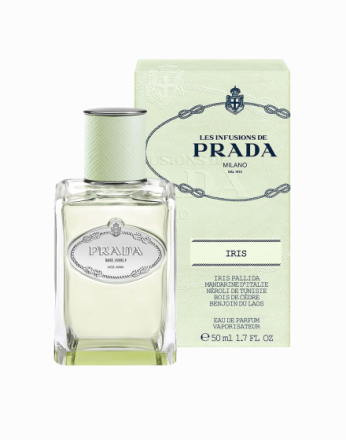 Parfyme - Transparent Prada Iris Edp 50 ml