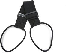 A-TO-B väskrem med gummiband, Svart