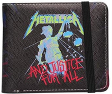 Metallica: And justice for all/Plånbok