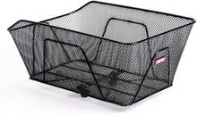 Unix Renardo Fixed Installation Basket black 2020 Cykelkorgar för pakethållare