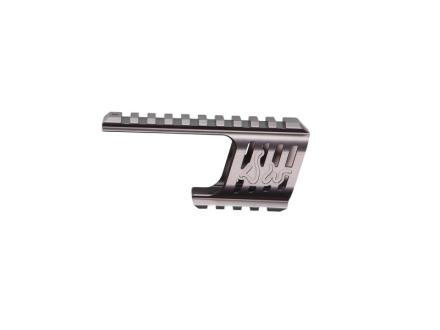 Custom CNC Railmontasje til Dan Wesson 715 - Grey