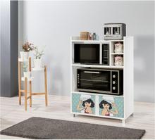 KRAKOWSKY kjøkkenskap 102 cm Hvit, Kjøkkenskap