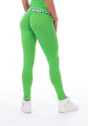 Scrunch butt leggings 222, green