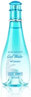 Cool Water Woman Exotic Summer - Edt 100 ml