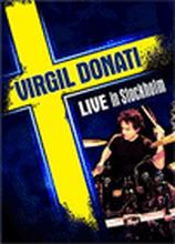 Virgil Donati: Live in Stockholm