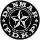 Beater pad: Power disc kick pad (Flames)
