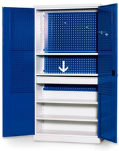 Hyllplan SMV B1000 Inkl hyllkrokar