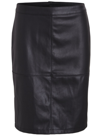 VILA Vipen - Skirt Women Black