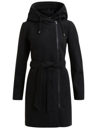 OBJECT COLLECTORS ITEM Winter Coat Women Black