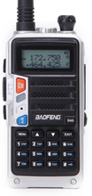 eStore Walkie Talkie, Baofeng UV-S9 - Sølv